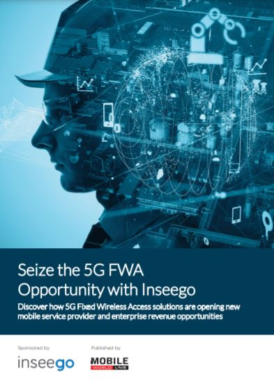 Seize the 5G FWA opportunity with Inseego