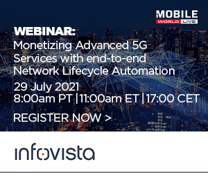 Monetizing Advanced 5G Services with end-to-end Network Lifecycle Automation