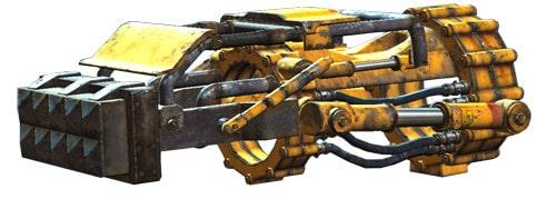 Furious Power Glove