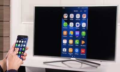 Connect Samsung S8 to TV