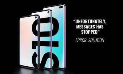 "S10 ""Unfortunately, Messages has Stopped"" Error Solution"
