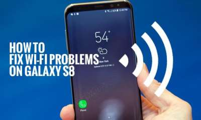 How to Fix Wi-Fi Problems on Samsung Galaxy S8