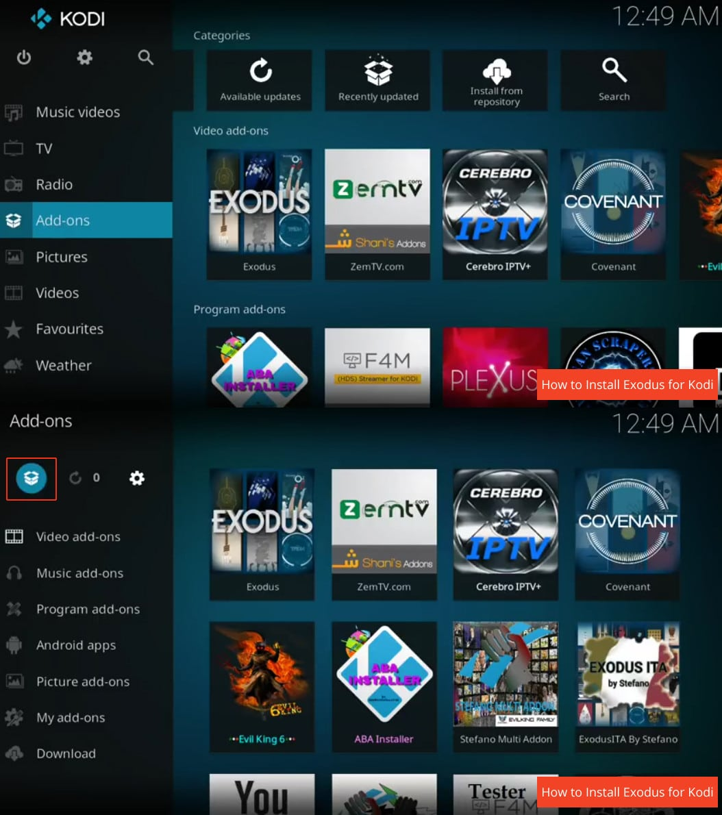 Exodus streaming app for android | Exodus Live TV APK Download  2019