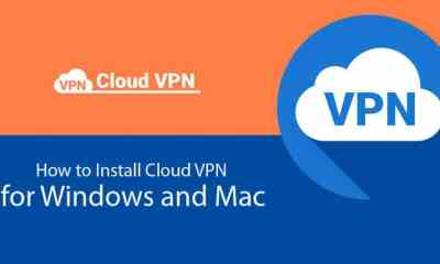 How to Install Cloud VPN for Windows and Mac
