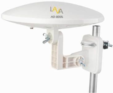 Lava HD 8000