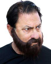 Ragnar's facial hair