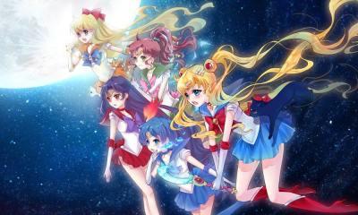 Sailor Moon Crystal Season 4