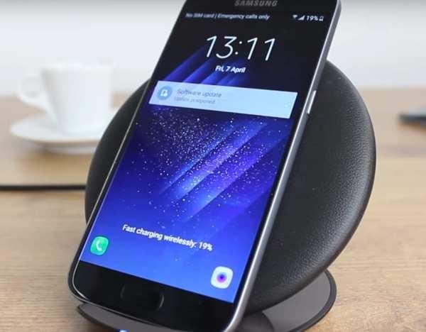 Samsung Wireless Charging Dock, Galaxy S8, Note 8