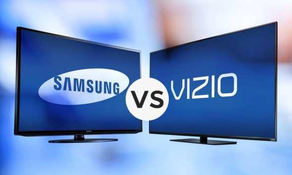 Samsung vs Vizio