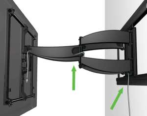 Sanus VLF628 TV Wall Mount