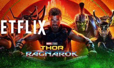 Thor: Ragnarok released on Netflix