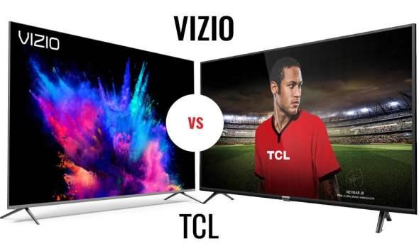 Vizio Vs. TCL