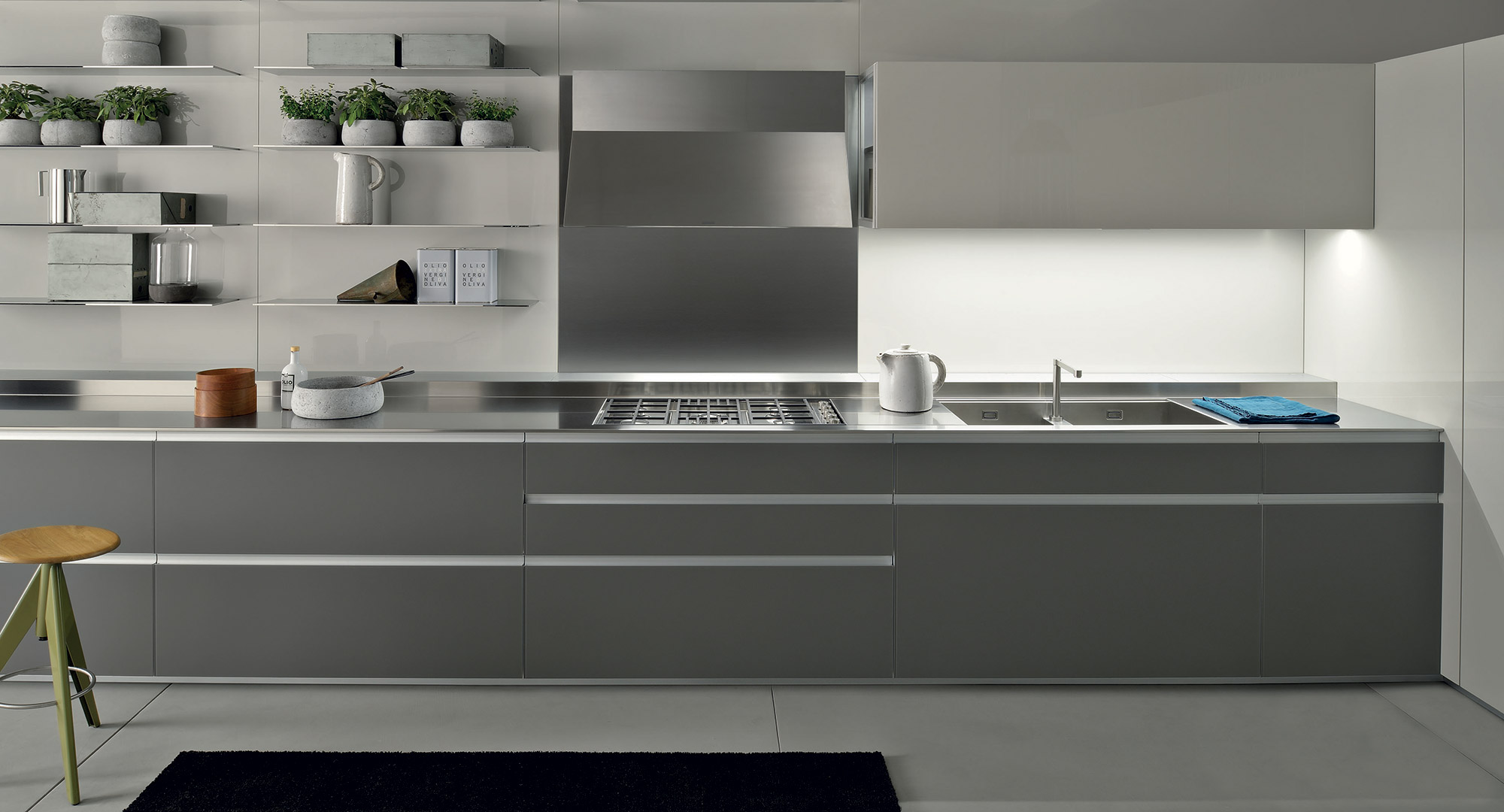 Cucine moderne  Mobil House Mosciano