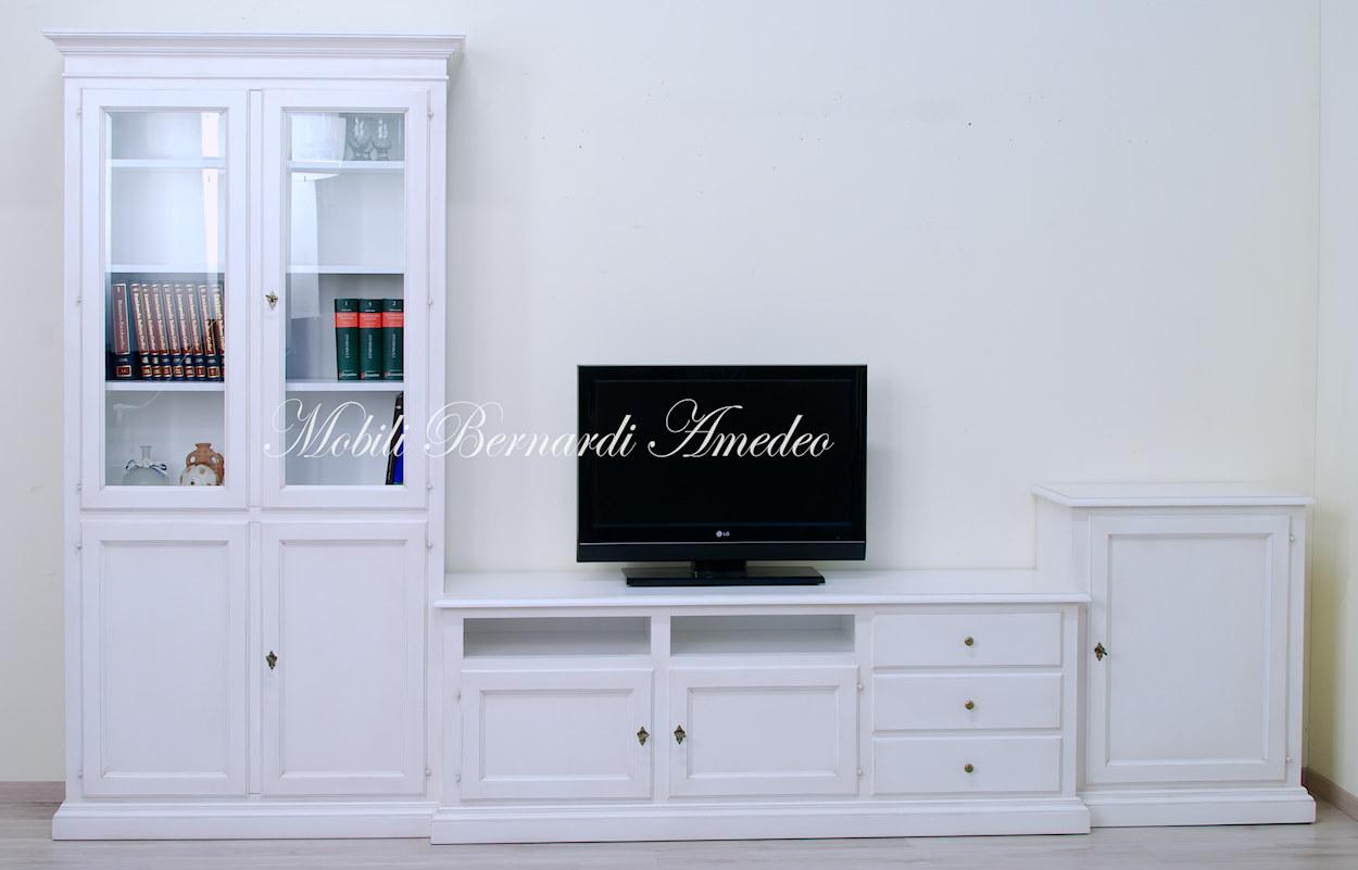 Mobile a parete con porta Tv  Componibili