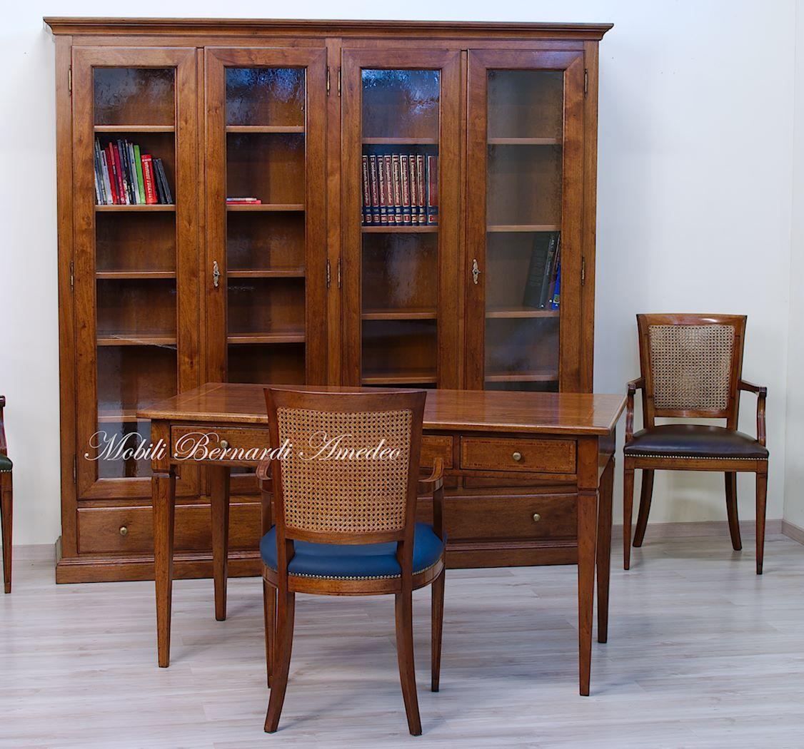 Librerie in legno massello 14  Librerie