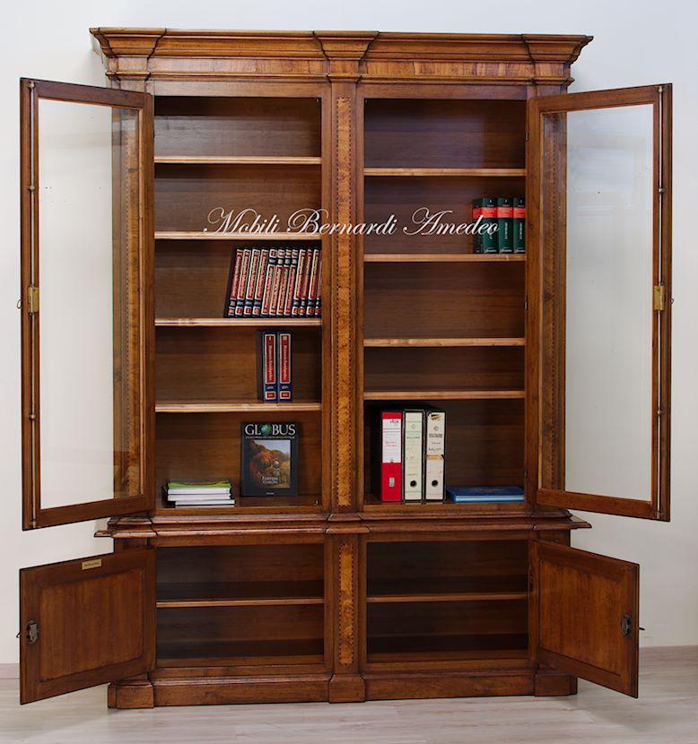 Librerie in stile 13  Librerie