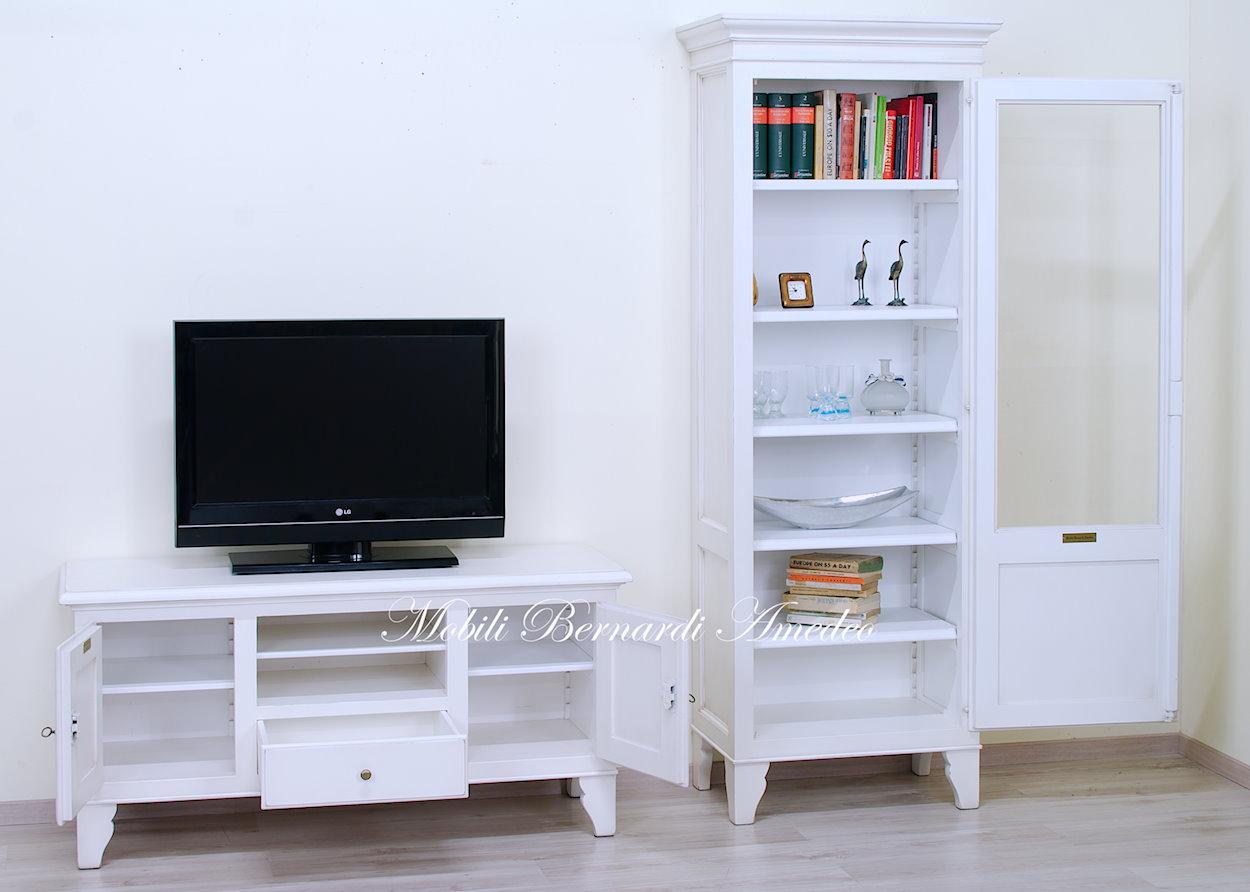 Mobili Tv country in legno  Porta TV