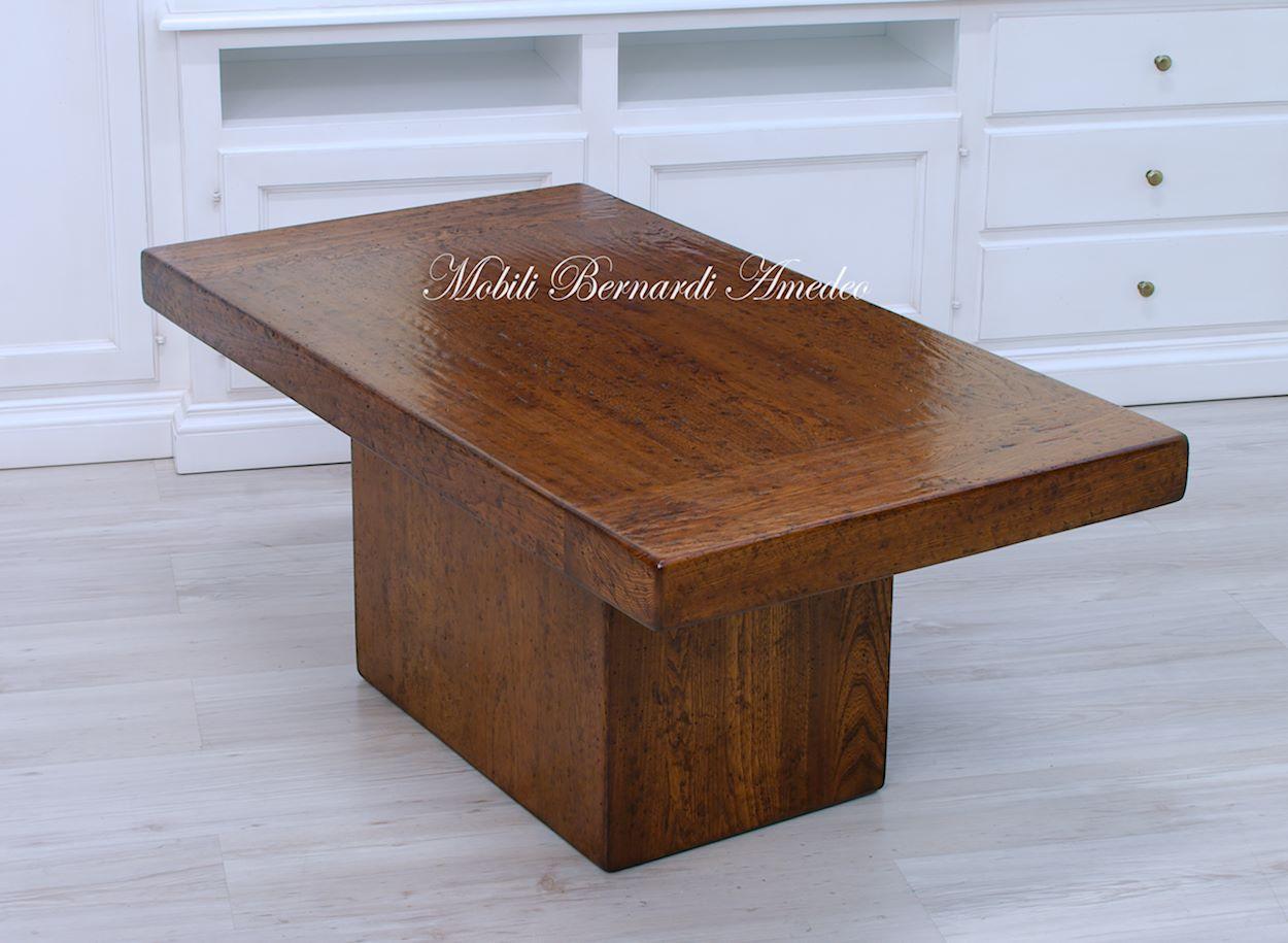 Tavolini da salotto legno massiccio  Tavolini