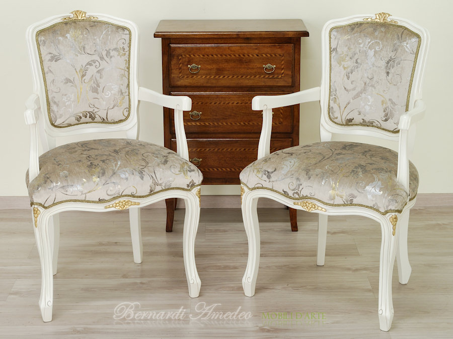 Tessuti e rivestimenti per sedie  Sedie poltroncine divanetti