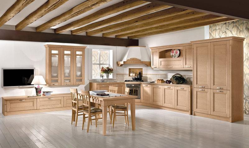 Cucina e Living ClassicoModerno  Bottega dArte snc