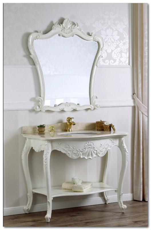 Mobili Buscemi  Arredamenti  Consolle lavabo con