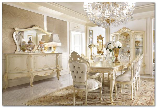 Mobili Buscemi  Arredamenti  Sala da Pranzo Luxury David