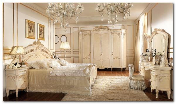 Settimino classico, per camere da letto. Mobili Buscemi Arredamenti Camera Da Letto Luxury 568 Noce