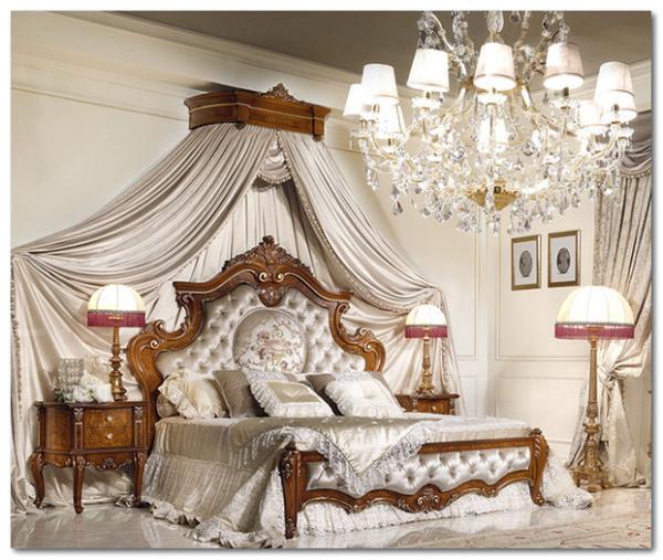 Mobili Buscemi  Arredamenti  Camera da letto Luxury