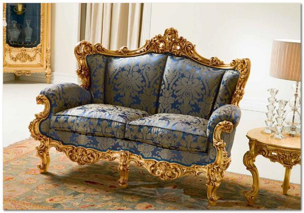 Divani Stile Barocco