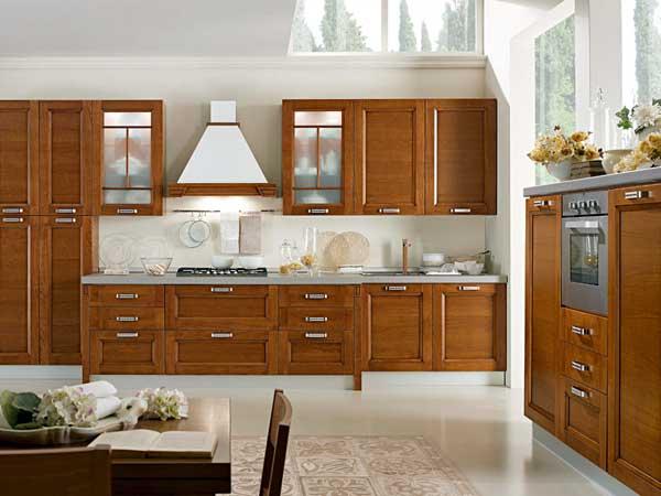 Cucine Moderne Color Ciliegio BV36  Pineglen