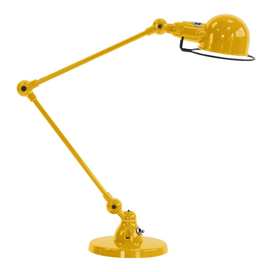 le meilleur du design lampe a poser signal 2 bras jielde jean louis domecq