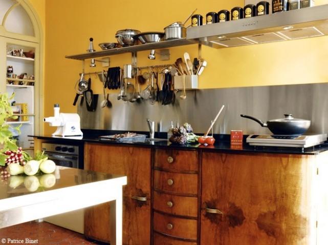 modele de cuisine provencale moderne