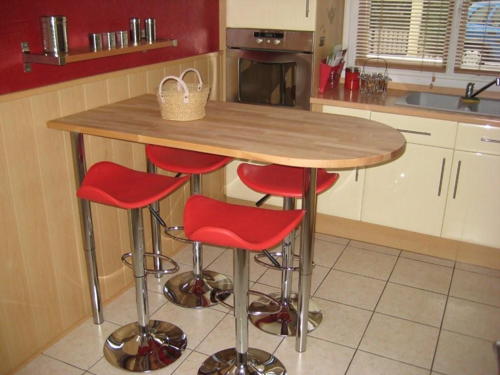 table de cuisine haute ikea