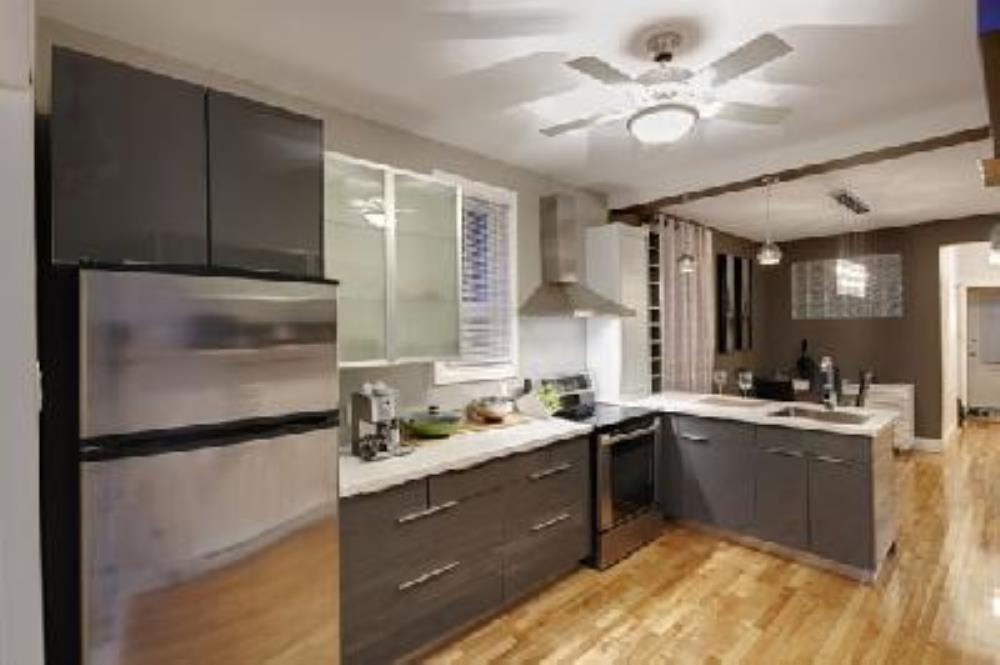 kitchen armoire chair cushions non slip chaise de cuisine moderne quebec