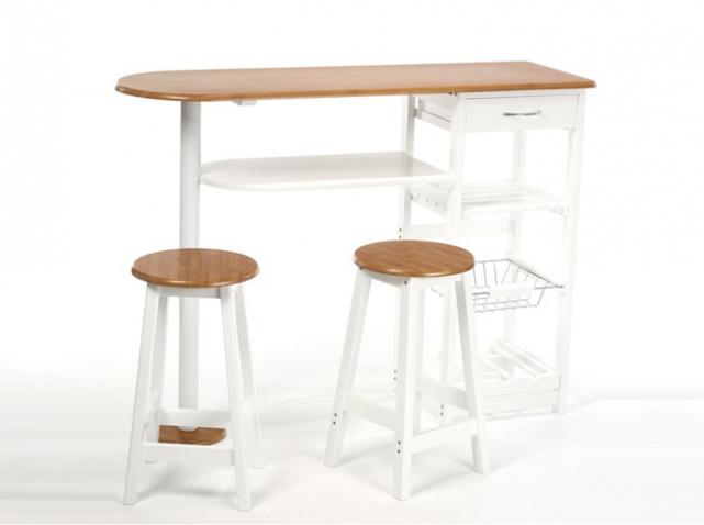 Table De Bar Rabattable