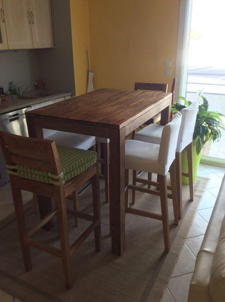 chaises hautes cuisine ikea