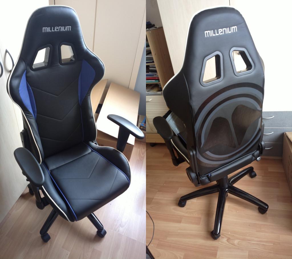 Chaise De Bureau Gamer Fnatic