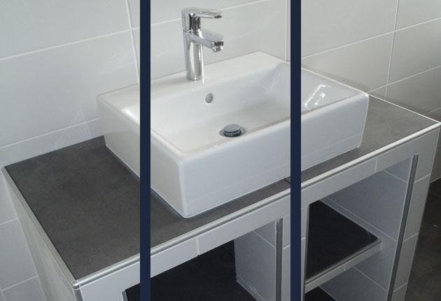 meuble salle de bain wedi