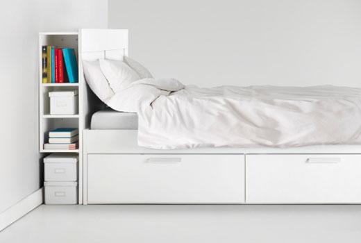 Exemple Tete De Lit Ikea Brimnes