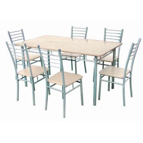 Chaises de cuisine modernes ixina les tables et chaises for Ensemble table et chaise de cuisine design