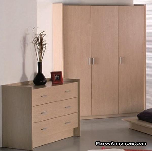 Armoire Chambre Kitea