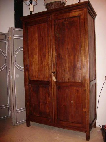Armoire Chambre Style Colonial