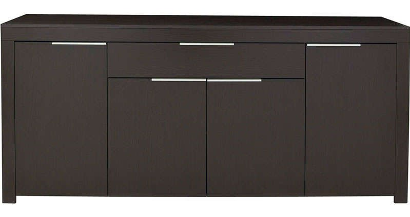 meuble toscane conforama buffet portes tiroirs camden coloris chne noir conforama with meuble. Black Bedroom Furniture Sets. Home Design Ideas
