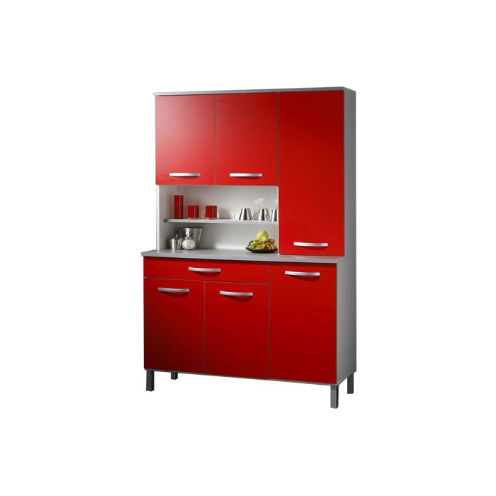 Simple affordable buffet de cuisine peps buffet cuisine Buffet de cuisine noir