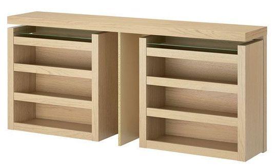 lit avec rangement ikea chez ikea rangements et gain de place sont des priorits ici cadre de. Black Bedroom Furniture Sets. Home Design Ideas