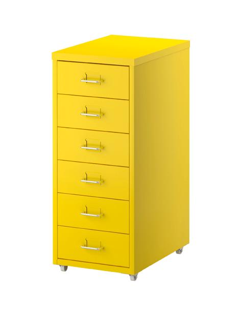 Caisson Bureau Metal Ikea