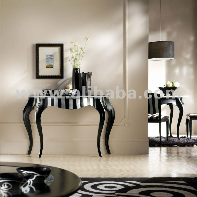 table console design italien