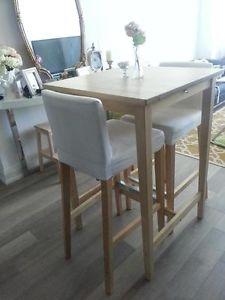 Table De Bar Ikea Bjorkudden