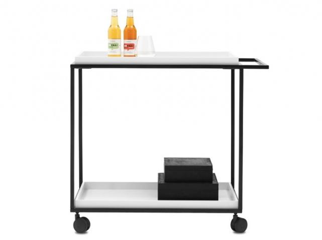 Meuble Tv Bas A Roulette Ikea Photo Table Desserte Sur