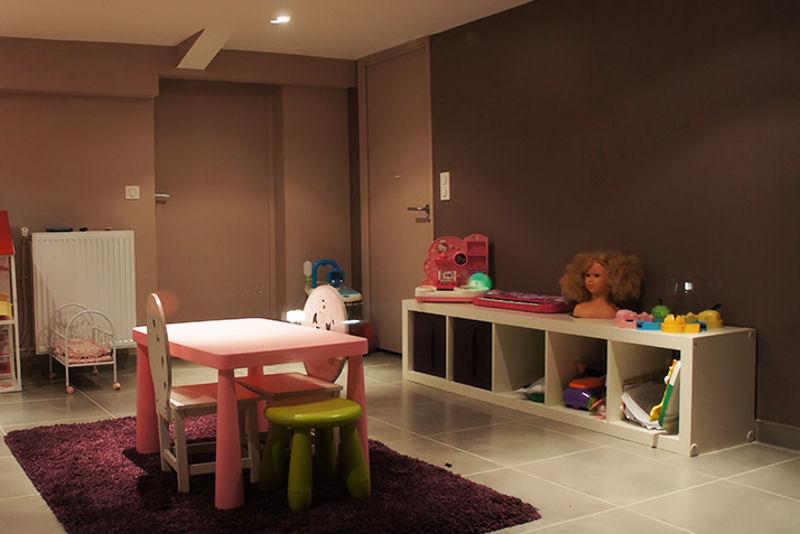La salle de jeux  Mobilier Moderne